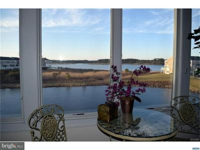 Selbyville Townhouse For Sale: 38331 Ocean Vista Drive #1160