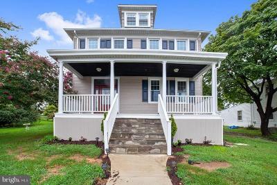 Baltimore Single Family Home For Sale: 6902 Beech Avenue