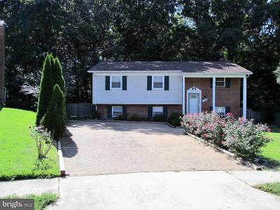 Woodbridge VA Single Family Home For Sale: $350,000