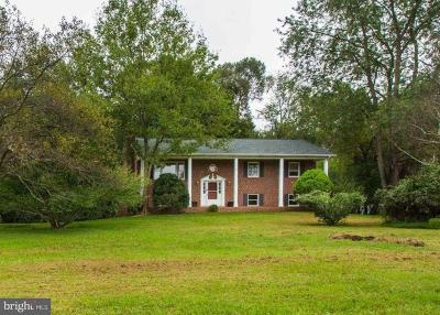 Gainesville, Haymarket Single Family Home For Sale: 14591 Lightner Road