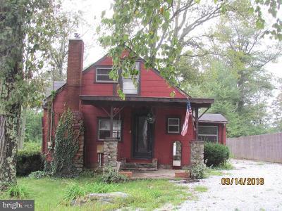 Washington County Single Family Home For Sale: 24844 Pen Mar Road