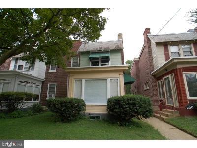 Wilmington DE Single Family Home For Sale: $139,900