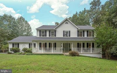 Culpeper County Single Family Home Active Under Contract: 2378 Wildwood Circle