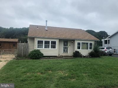 Newark DE Single Family Home For Sale: $165,000
