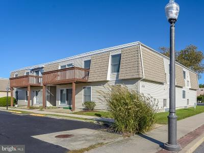 Ocean City Townhouse For Sale: 408 Bayshore Drive #122023