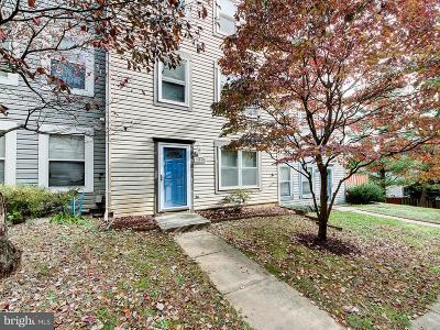 Germantown Townhouse For Sale: 11548 Aldburg Way