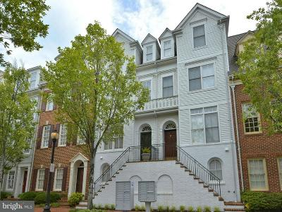 Alexandria Townhouse For Sale: 720 Battery Place