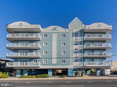 Ocean City Townhouse For Sale: 15 51st Street #404