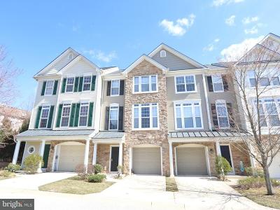 Howard County Townhouse For Sale: 8470 Charmed Days