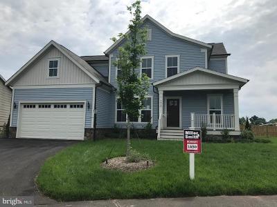 Manassas VA Single Family Home For Sale: $604,400