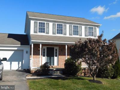 Hagerstown Single Family Home For Sale: 19634 Marigold Drive