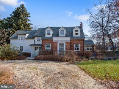 Alexandria Single Family Home For Sale: 8745 Plymouth Road