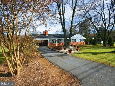 Mount Airy Single Family Home For Sale: 14801 Harrisville Road