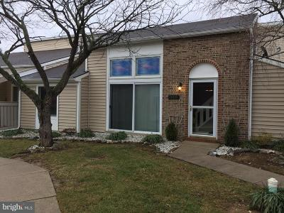 Hagerstown Townhouse For Sale: 1605 Woodlands Run