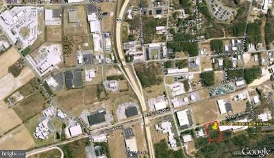Wicomico County, WICOMICO COUNTY Residential Lots & Land For Sale: 2100 Industrial Parkway