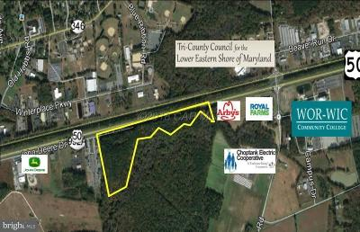 Wicomico County, WICOMICO COUNTY Residential Lots & Land For Sale: 1 John Deere Drive