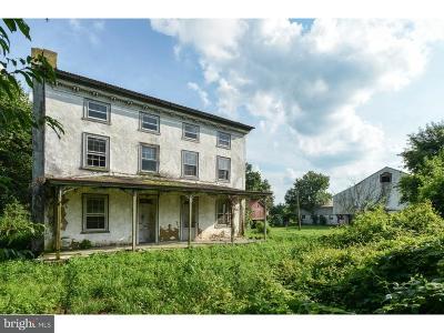 Chester Springs Single Family Home For Sale: 1804 Saint Matthews Road