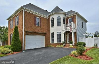 Anne Arundel County Single Family Home For Sale: 752 Crisfield Way