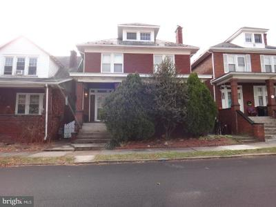 Cumberland Single Family Home For Sale: 510 Beall Street