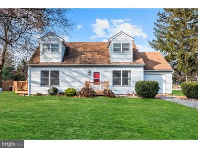 Cherry Hill Single Family Home For Sale: 2708 Church Road