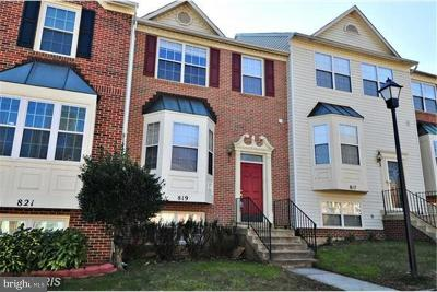 Bowie MD Townhouse Under Contract: $179,999