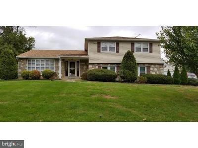 Huntingdon Valley Single Family Home For Sale: 1007 Twin Silo Lane