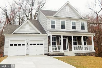 Middle River Single Family Home For Sale: Bowleys Quarters Road