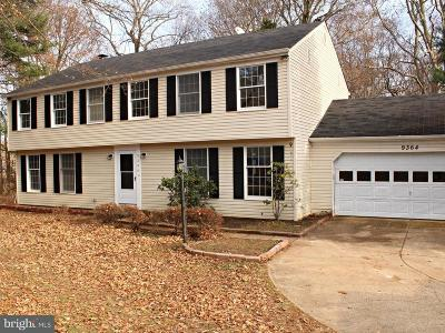 Columbia Single Family Home For Sale: 9364 Rustling Leaf