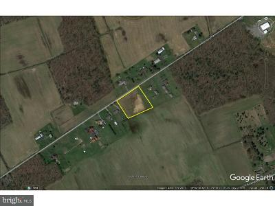 Kent County Residential Lots & Land Under Contract: 1.9 Ac Kersey Road