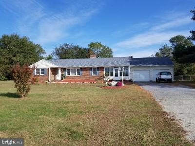 Laurel Single Family Home For Sale: 8183 Woodland Ferry Road