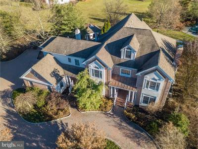 Pennington Single Family Home For Sale: 2 Nobadeer Drive