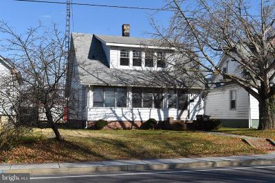 Cambridge Single Family Home For Sale: 205 Washington Street