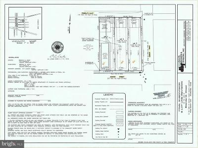 Talbot County Residential Lots & Land For Sale: 519 August Street