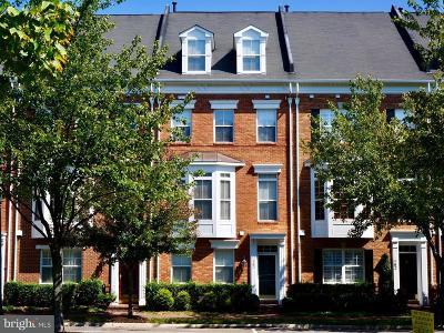 Alexandria Townhouse For Sale: 160 Cameron Station Boulevard
