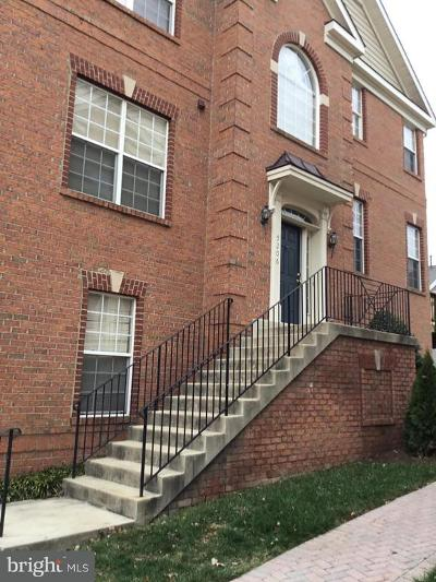 Bowie Townhouse For Sale: 5206 Maries Retreat Drive #133