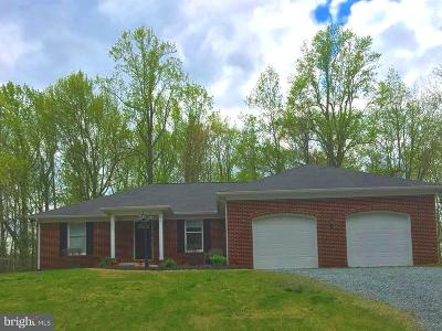 Prince Frederick Single Family Home For Sale: 2685 Hallowing Point Road