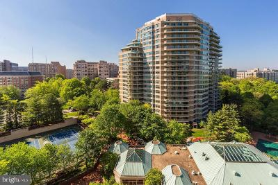 Chevy Chase Townhouse Under Contract: 5600 Wisconsin Avenue #1-306