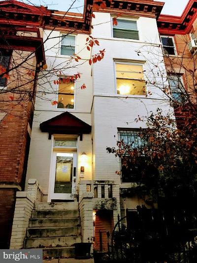 Rental For Rent: 1745 Kilbourne Place NW #4