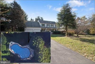 Great Falls Single Family Home For Sale: 11105 Farm Road