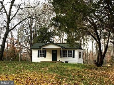 Caroline County Single Family Home For Sale: 14378 Countyline Church Road