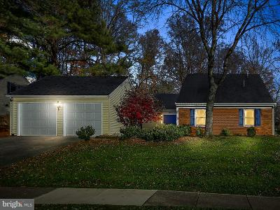 Crofton Single Family Home For Sale: 1400 Ormsby Place