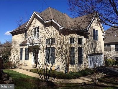 Conshohocken Single Family Home For Sale: 408 Merion Hill Lane