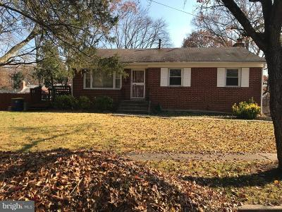 New Carrollton Single Family Home For Sale