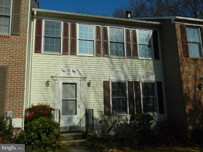 Odenton Townhouse For Sale: 2286 Canteen Circle