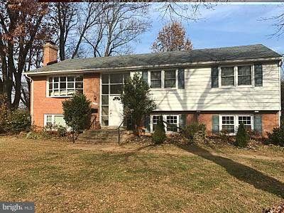 Manassas Single Family Home For Sale: 9406 Robnel Avenue