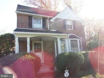 Overbrook Hills Single Family Home For Sale: 1516 Surrey Lane