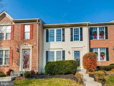 Bel Air Townhouse For Sale: 1830 Wye Mills Lane