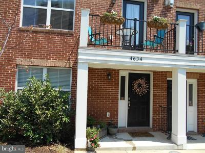 Baltimore Townhouse For Sale: 4634 Dillon Place