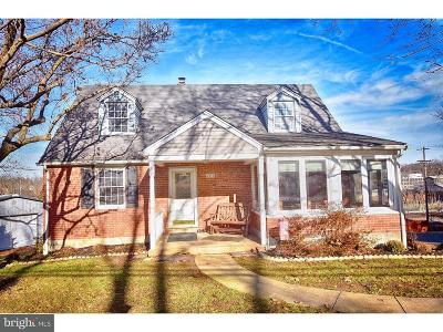 Huntingdon Valley Single Family Home For Sale: 2434 Dale Road