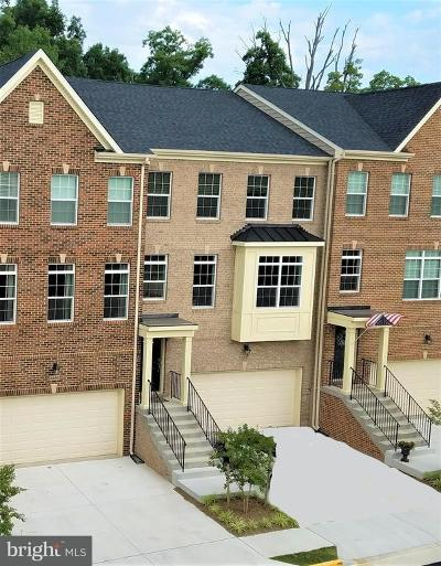 Alexandria Townhouse For Sale: 6291 Alforth Avenue